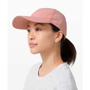 Lululemon Baller Hat II Soft in Pink Pastel NEW